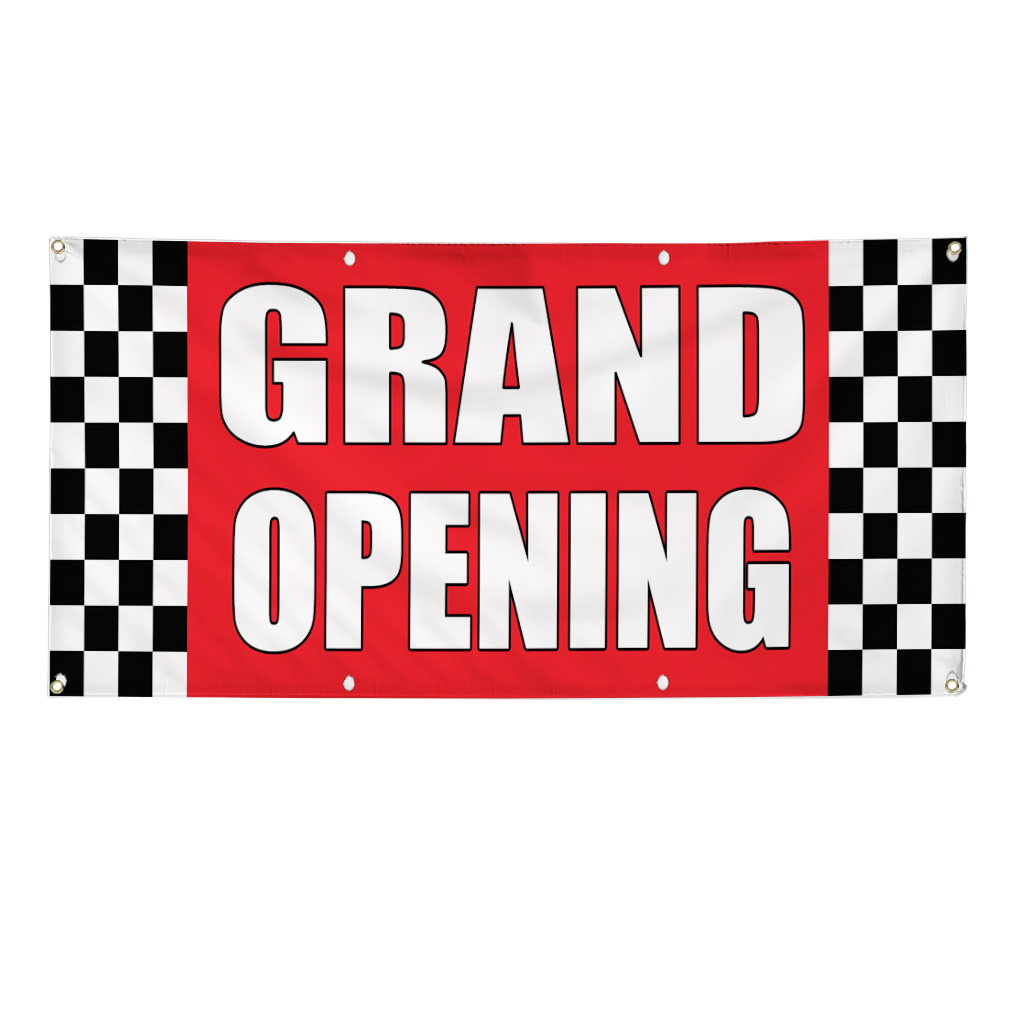 Grand Opening Auto Body Shop Car Repair Banner Sign 2 Ft X