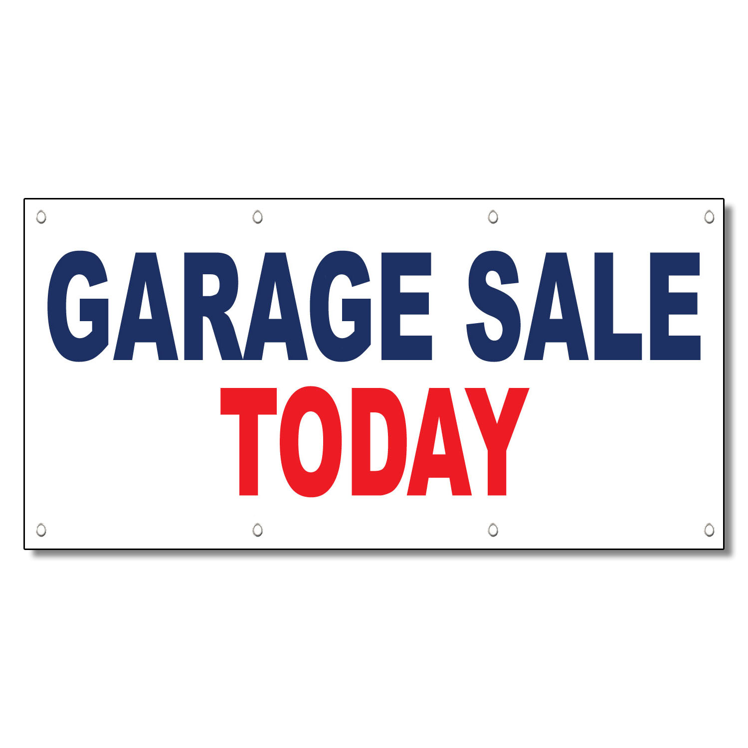Garage Sale Today Blue Red 13 Oz Vinyl Banner Sign With Make Your Own Beautiful  HD Wallpapers, Images Over 1000+ [ralydesign.ml]