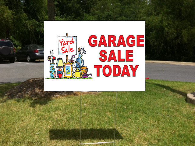 Garage Sale Today Red Corrugated Plastic Yard Sign Free Make Your Own Beautiful  HD Wallpapers, Images Over 1000+ [ralydesign.ml]