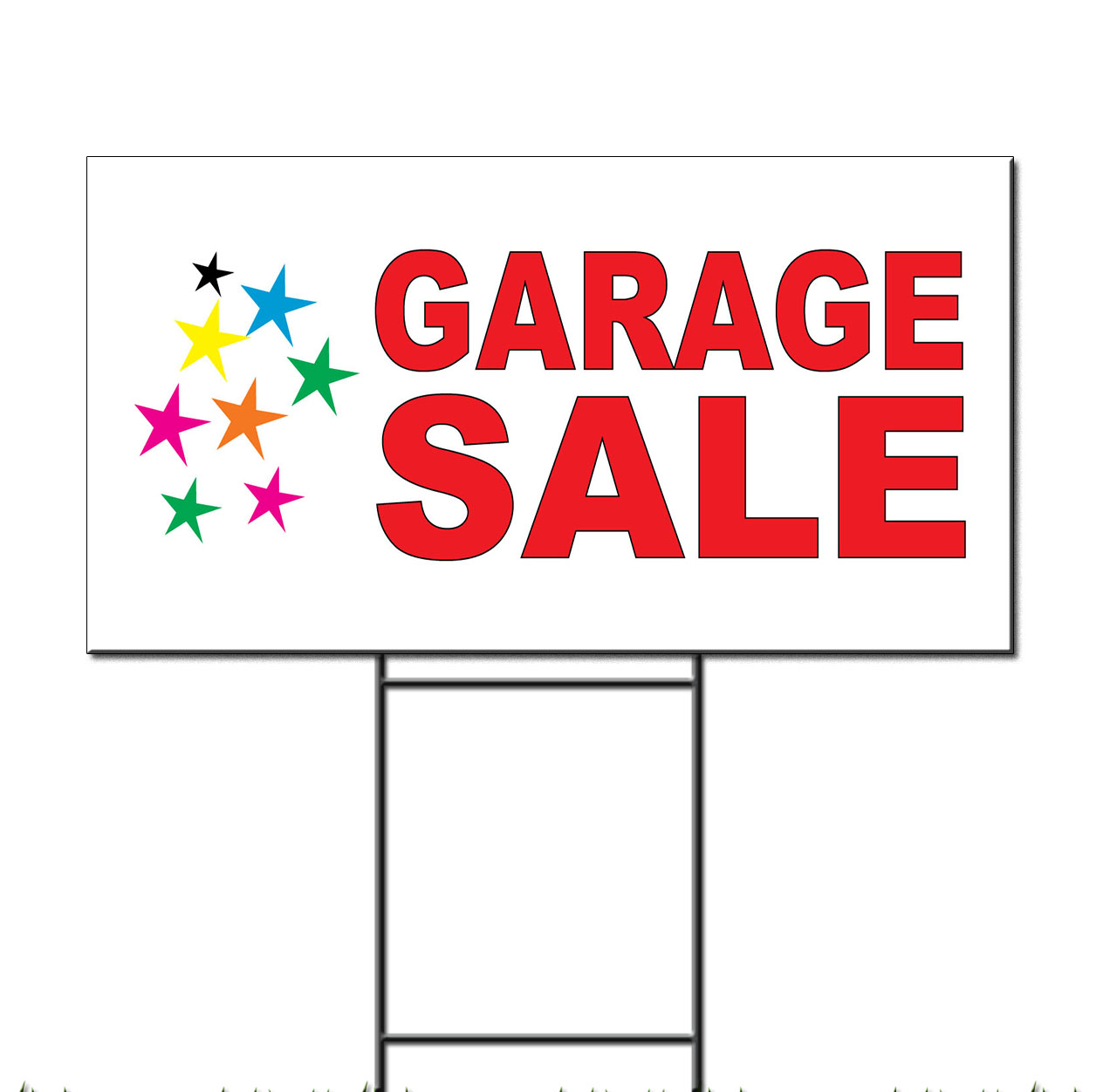 Garage Sale Red Corrugated Plastic Yard Sign Free Stakes Make Your Own Beautiful  HD Wallpapers, Images Over 1000+ [ralydesign.ml]
