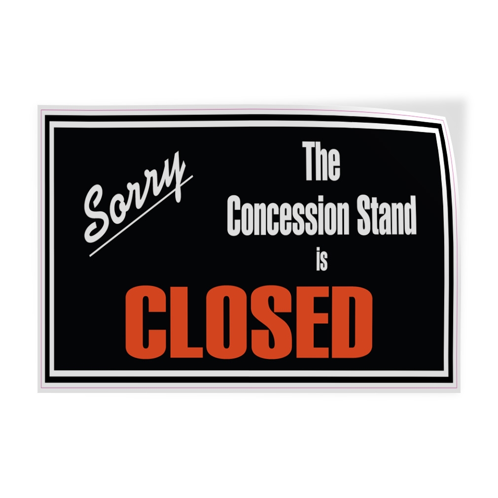 Concession stand sign for movie night. | Sunset Valley PTA ... |Concession Stand Signs